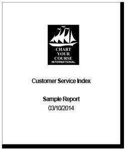 Customer Service Index