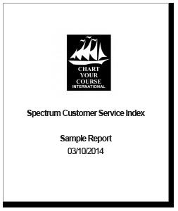 Spectrum Customer Service Index