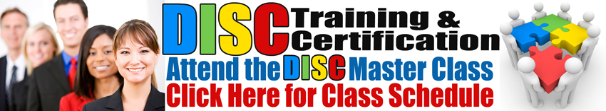 disc training, accreditation and disc certification program
